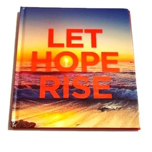 Let hope rise, religious gift book
